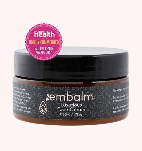 Embalm Skincare Luxurious Face cream dd287fd7 18c0 46a7 9d94 aa46d23efc93 1024x1024
