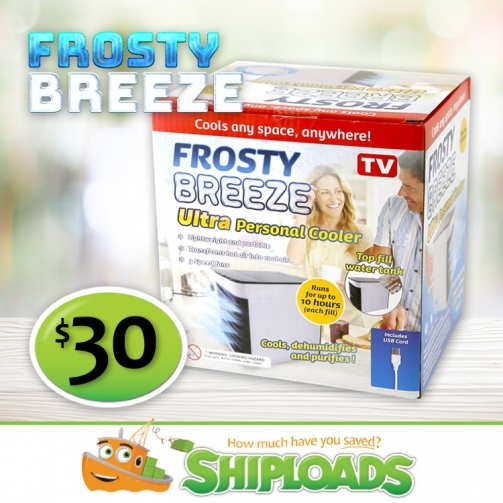 Frosty Breeze Cooler