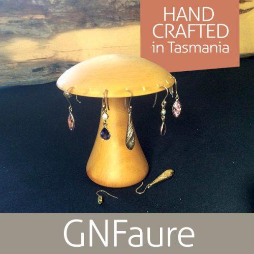 GN Faure Mushroom Earring Holder