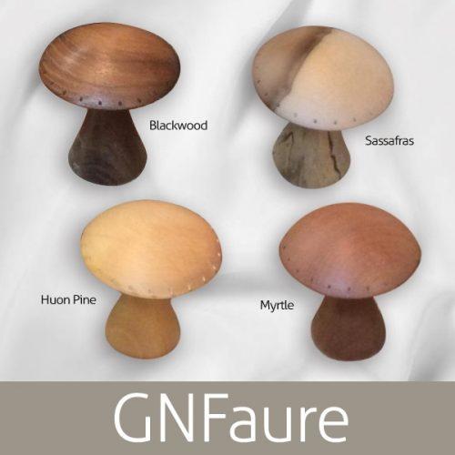 GN Faure Mushroom Types