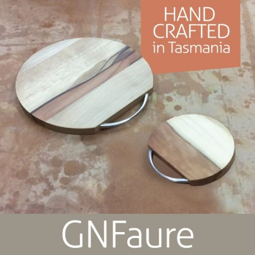 GN Faure Round Platters