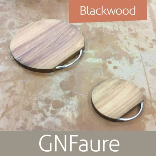 GN Faure Round Blackwood