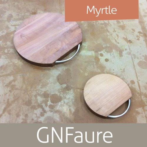 GN Faure Round Myrtle