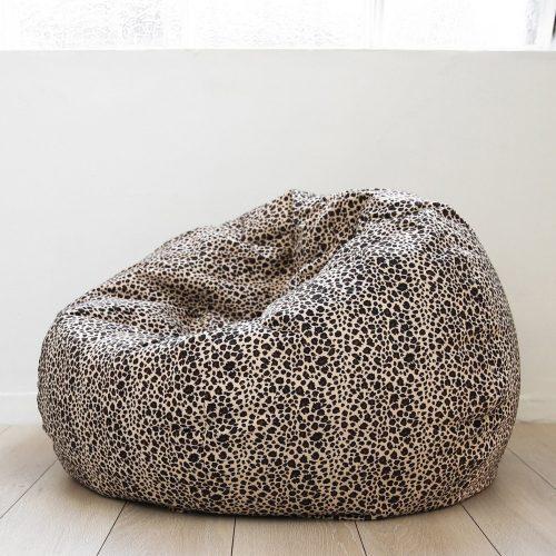 IVD213 velvet fur leopard print beanbag d280fec7 f7db 494a 87d0 a84ab513151d 1572x1572