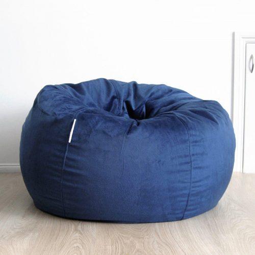 IVD330 fur beanbag ocean blue 1600x1600