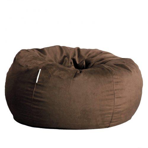 IVD463 fur beanbag extra large espresso 1600x1600