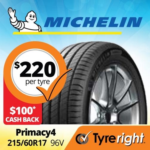 Michelin Primacy4