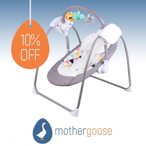 Mother Goose Baby swing