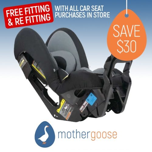 Mother Goose Baby Car Seat