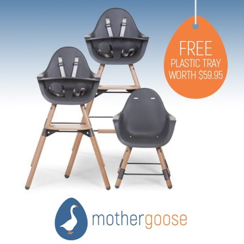 Mother Goose Evolu2 High Chair