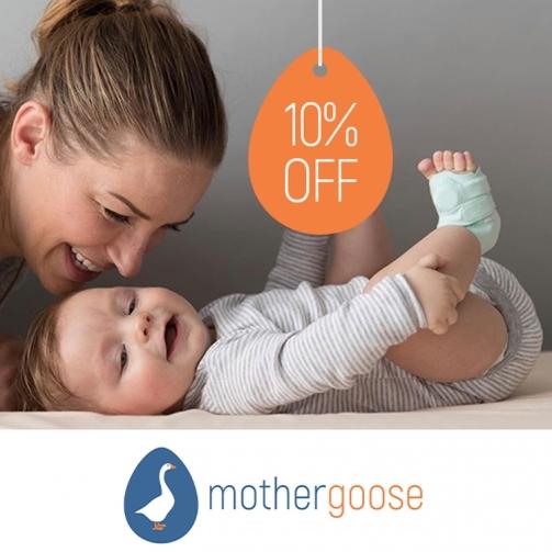 Mother Goose Owlet Smart Sock