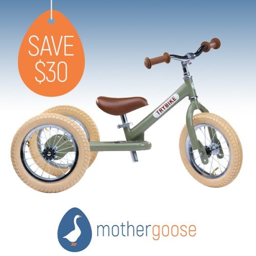 Mother Goose Vintage Trybike
