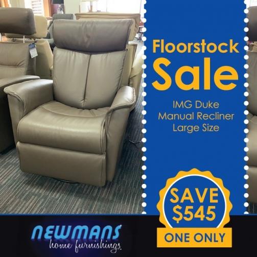 Newmans Floorstock Duke Large