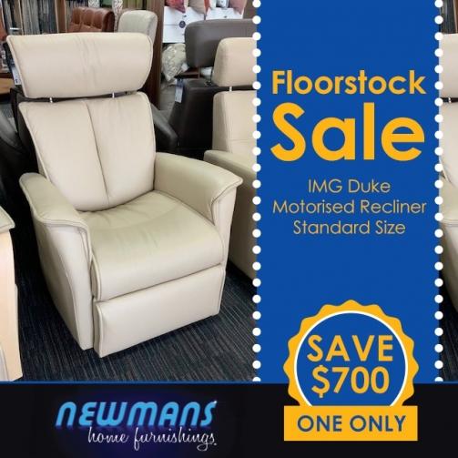 Newmans Floorstock Duke Standard