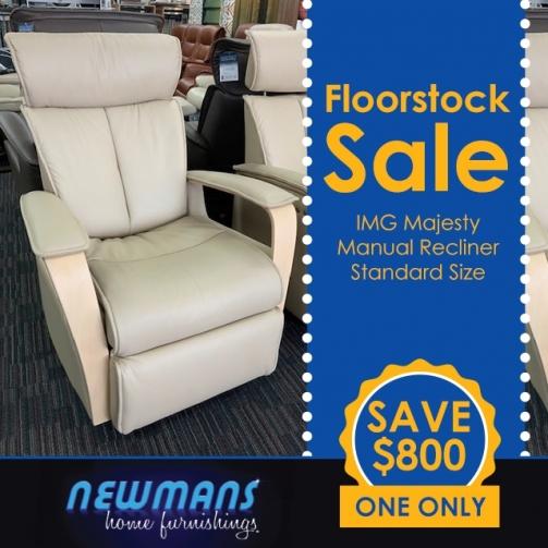 Newmans Floorstock Majest Standard