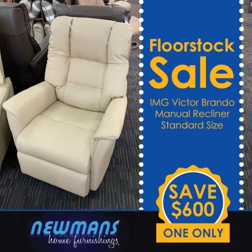 Newmans Floorstock Standard Victor Brando