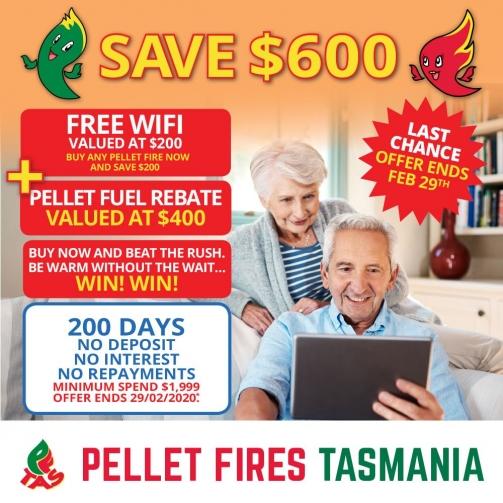 Pellet Offer Feb 2020