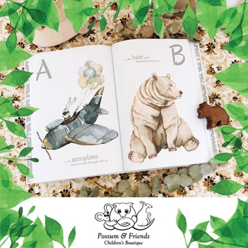 Possum Friends BABC123 Keepsake Books