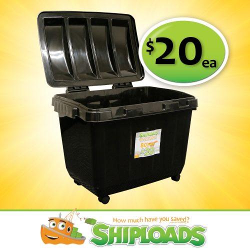 SHP Dumpster 80 L 2