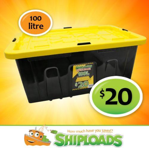 SHP Tough Box 100 L