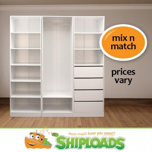 SHP Wardrobe Mix Match