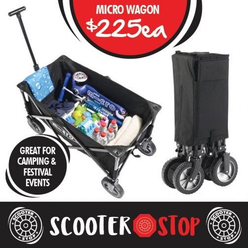 Scooter Shop Micro Wagon