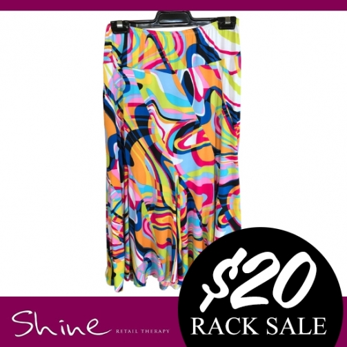 Shine Rack Sale Colourful Skirt