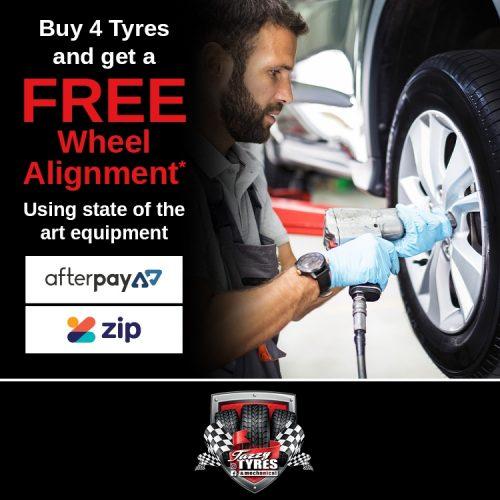 Tazzy Tyres Alignment