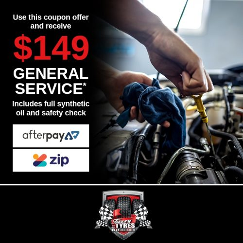 Tazzy Tyres Service