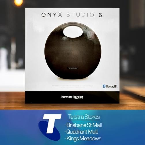 Telstra KM Onyx Studio6