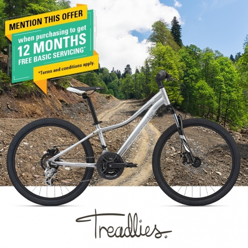 Treadlies 2020 Liv Enchant 24 Disc 499