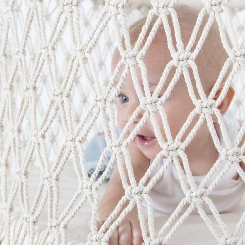 Baby macrame bassinet 1 600x