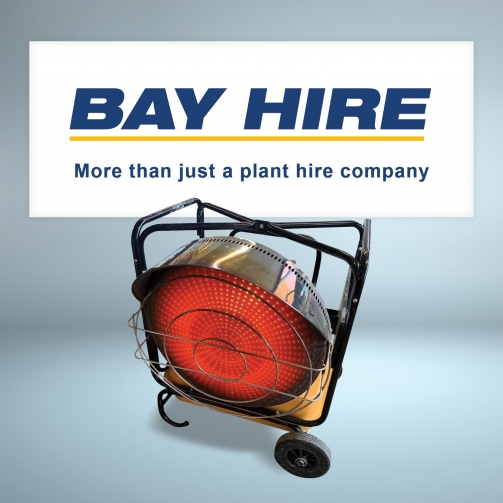 Bay-hire-heaters