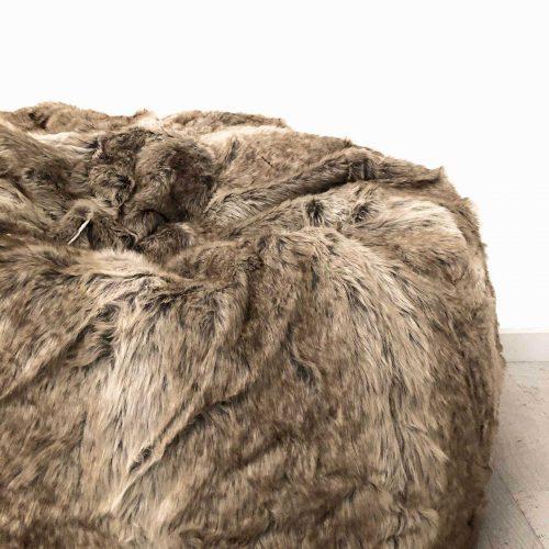 Fur beanbag palomino 2 IVD494 1800x1800