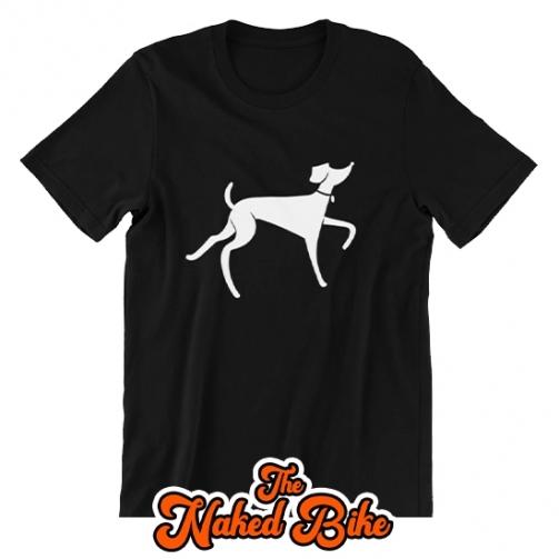 Naked Bike Greyhound Tshirt
