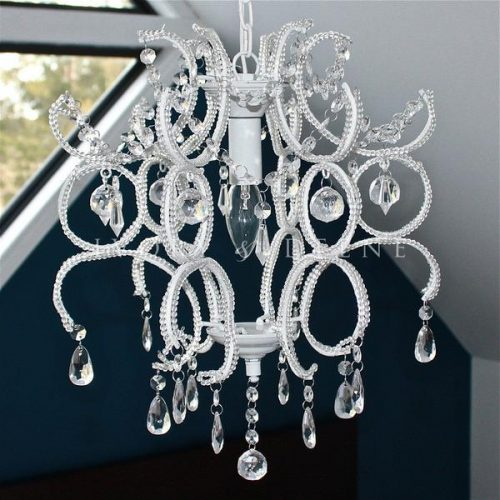White shabby crystal chandelier jewel 1 600x