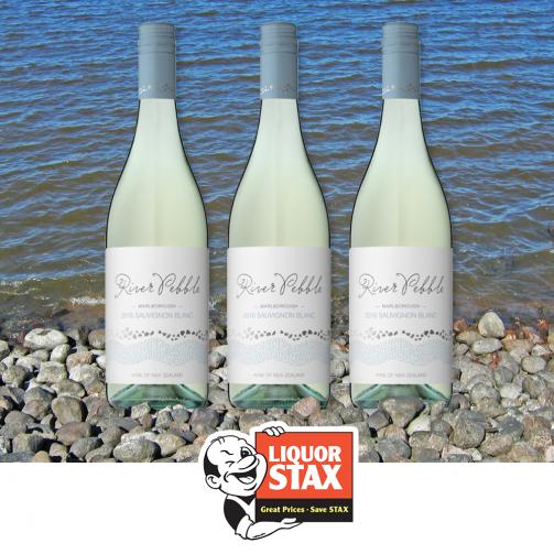 Stax River Pebble Wine