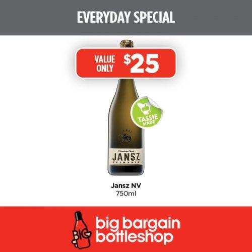 BBB Janz NV Wine 750ml