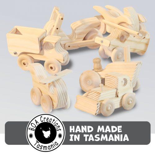 Boa Tasmania Template