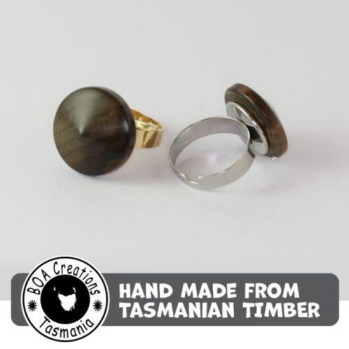 Boa Tasmania Template Rings