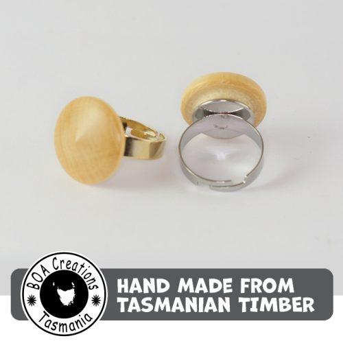 Boa Tasmania Template Rings 3
