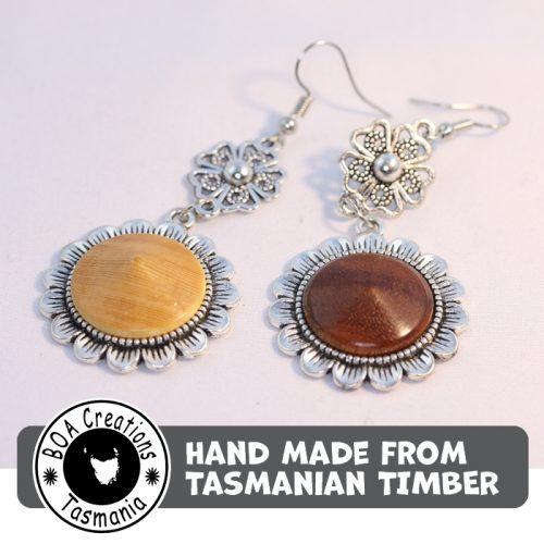 Boa Tasmania Earrings Flower