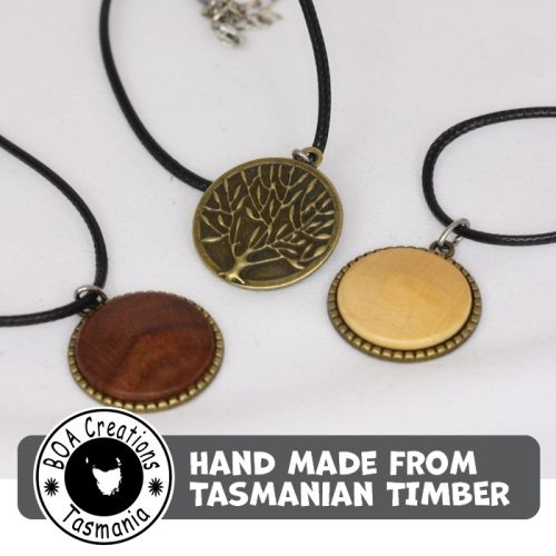 Boa Tasmania pendants