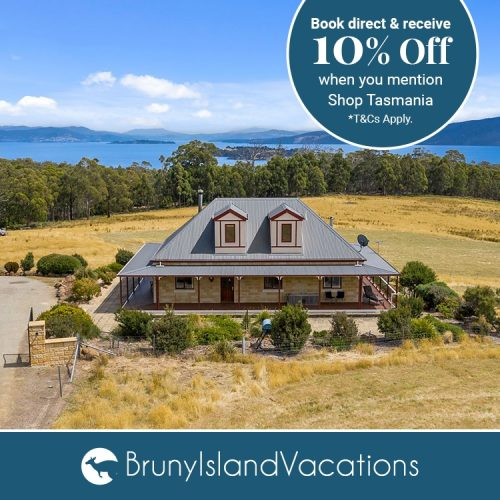 Bruny Island Vacations Manfield Country