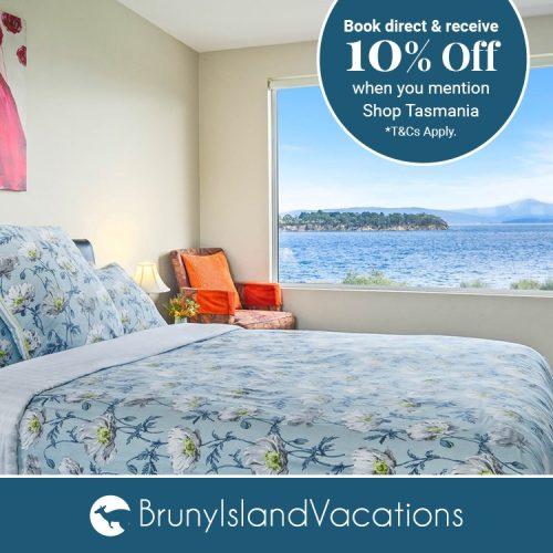 Bruny Island Vacations Seaview