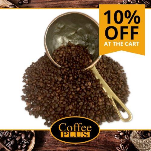 Coffee Plus Mandarin Jaffa Coffee 10 PC