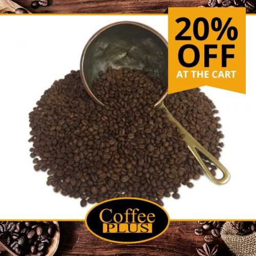 Coffee Plus Premium Blend