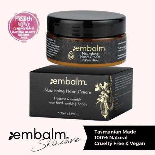 Embalm Skincare Nourishing hand cream