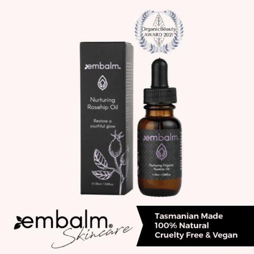 Embalm Skincare Rose Oil