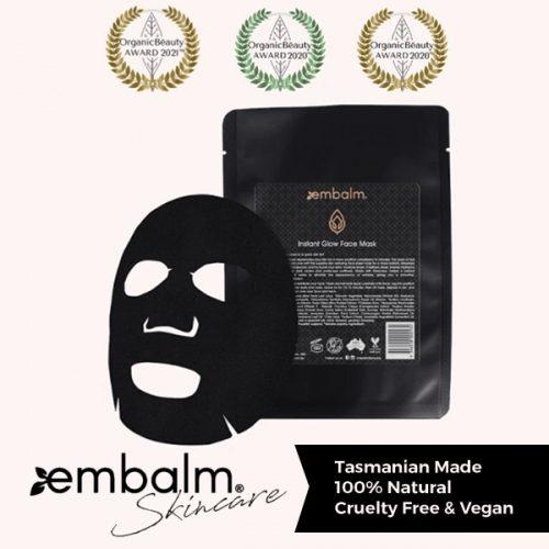 Embalm Skincare mask